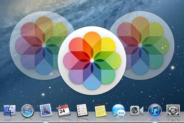 Cómo crear o acceder a otra fototeca, o galería fotográfica, en la aplicación Fotos - professor-falken.com