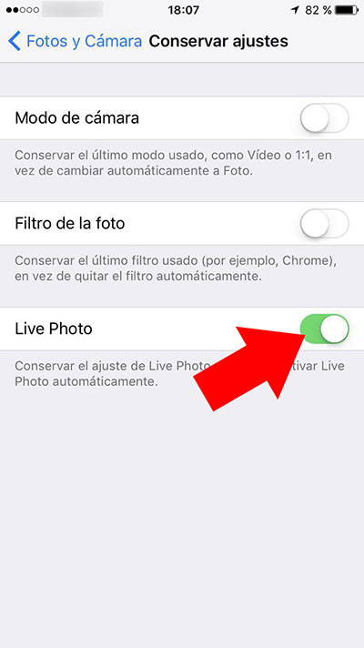 Como desativar ou desabilitar as fotos ao vivo no seu iPhone - Imagem 3 - Professor-falken.com