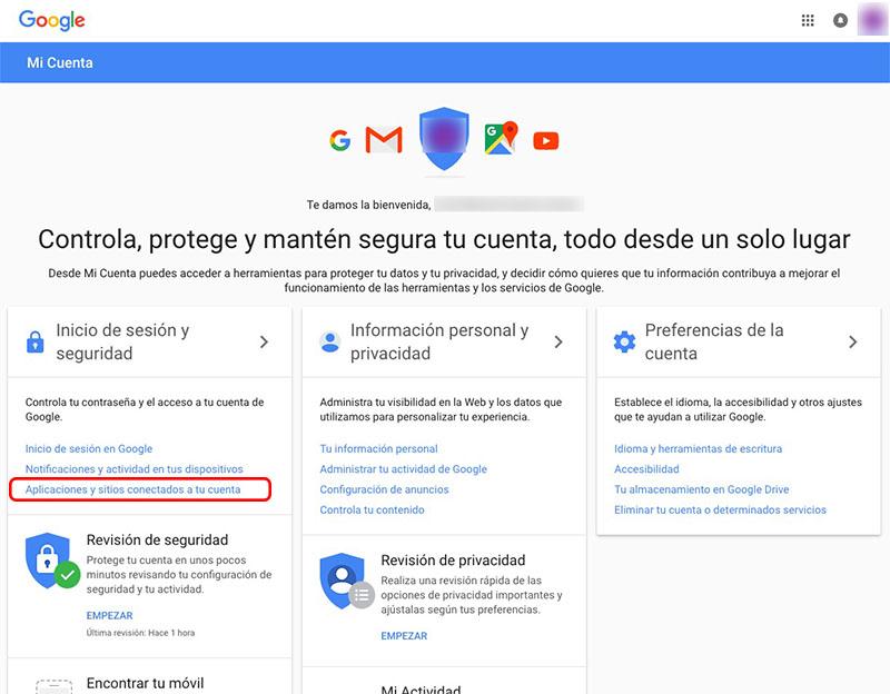 Comment fermer, à distance, Séances de Gmail ouvert sur vos appareils - Image 6 - Professor-falken.com