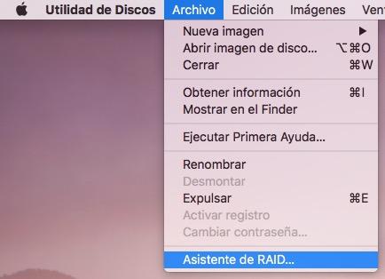 如何设置 macOS 塞拉利昂软件 RAID 系统 - 图像 2 - 教授-falken.com