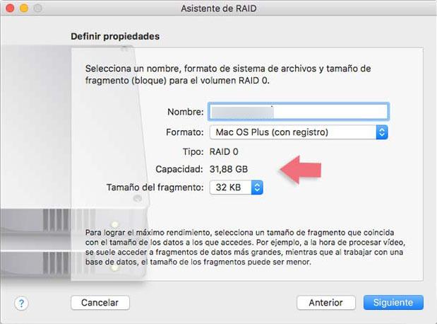 Come impostare un sistema RAID per macOS Sierra software - Immagine 5 - Professor-falken.com