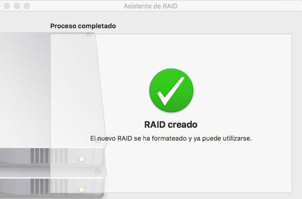 Come impostare un sistema RAID per macOS Sierra software - Immagine 6 - Professor-falken.com