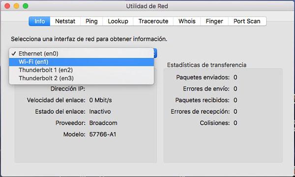 Como saber a velocidade da sua conexão Wi-Fi no macOS - Imagem 3 - Professor-falken.com