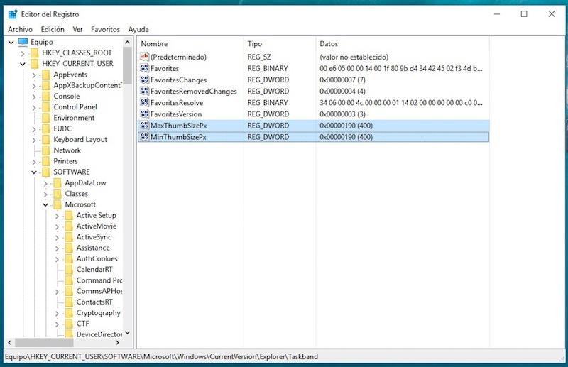 Comment changer la taille des miniatures dans la barre d'outils de vues de Windows - Image 7 - Professor-falken.com