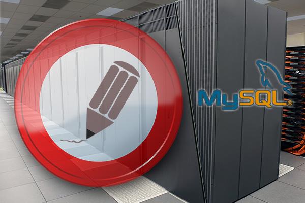 Как создать только для чтения для пользователя базы данных MySQL - Профессор falken.com