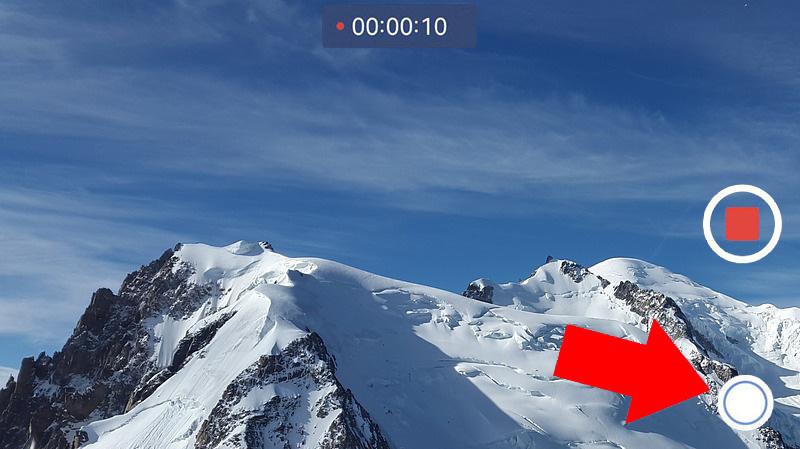 Comment faire des photos pendant que vous enregistrez une vidéo sur votre iPhone - Image 1 - Professor-falken.com