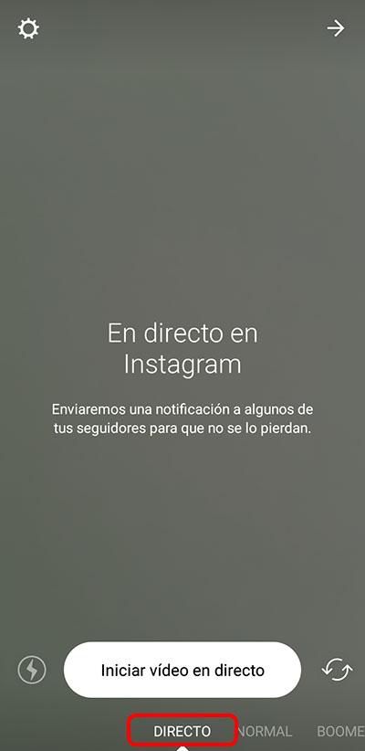 Como transmitir um vídeo ao vivo de seu celular no Instagram - Imagem 2 - Professor-falken.com