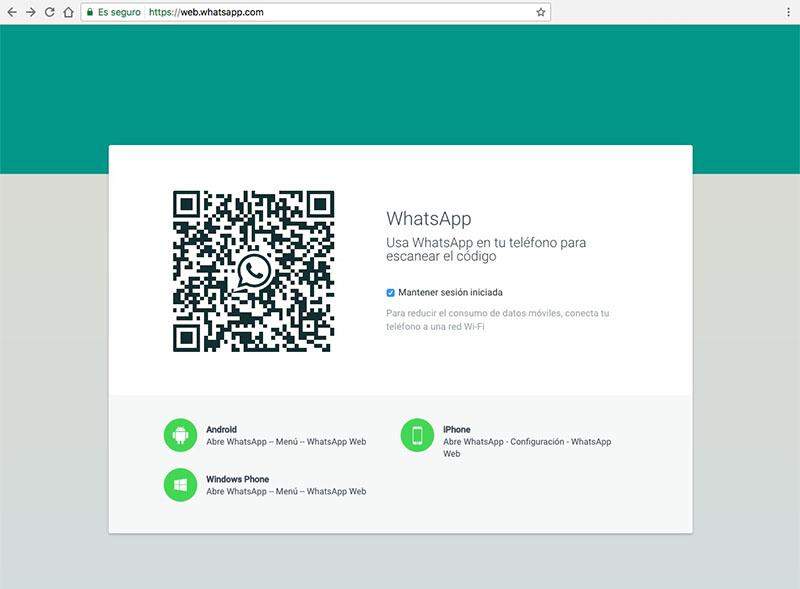 Cómo usar WhatsApp desde el navegador web en tu ordenador - Image 1 - professor-falken.com