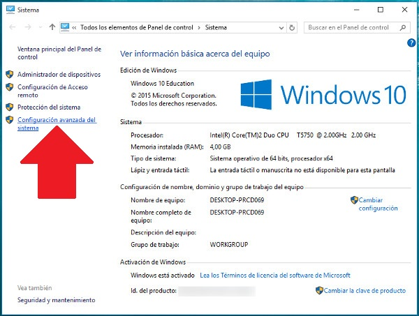 Come impostare il percorso e le variabili di ambiente in Windows 10 - Immagine 2 - Professor-falken.com