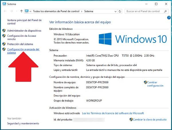Comment définir le chemin d'accès et les variables d'environnement dans Windows 10 - Image 2 - Professor-falken.com