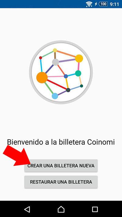 Comment créer un portefeuille de Bitcoin sur votre téléphone mobile Android - Image 1 - Professor-falken.com