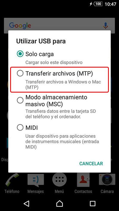 अपने Android फ़ोन और अपने मैक के बीच फाइल स्थानांतरण करने के लिए कैसे - छवि 3 - प्रोफेसर-falken.com