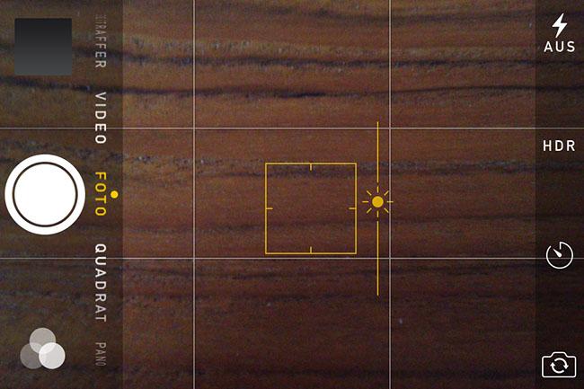 6 Conseils pour une meilleures photos de qualité avec votre iPhone - Image 3 - Professor-falken.com